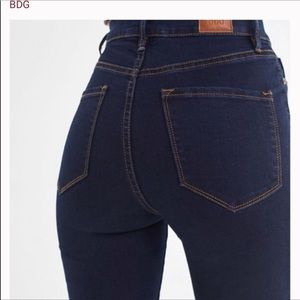 Urban Outfitters BDG Twig High-Rise Skinny Jeans